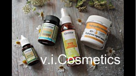 Мой честный отзыв о косметике v.i.Cosmetics