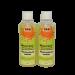 Растительный шампунь для сухих и окрашенных волос  «Ласковый лайм»