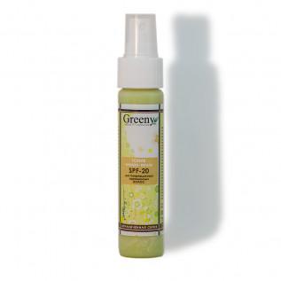 Тоник микро-вуаль для поврежденных и окрашенных волос SPF 20